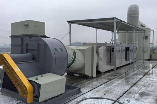 有机废气处理光氧催化装置